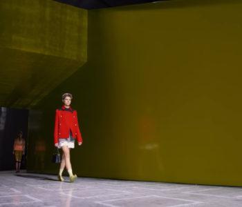 Prada Spring-Summer 2019 Womenswear Show