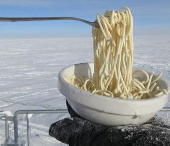Cyprien Verseux - frozen spaghetti