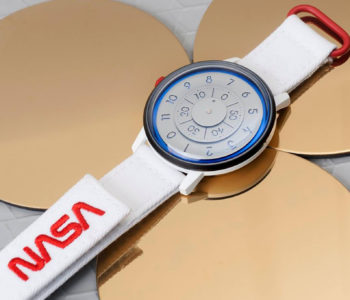NASA 60° anniversario - Anicorn Watches