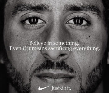 Nike - Just Do It - colin kaepernick