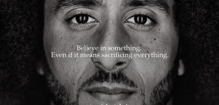 Nike - Just Do It - colin kaepernick