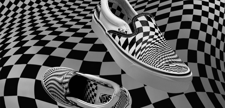 END X VANS - Vertigo