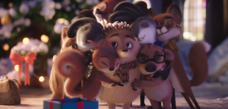 Erste Christmas Ad 2018: What would Christmas be without love?