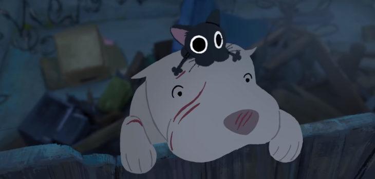 Kitbull - Pixar SparkShorts