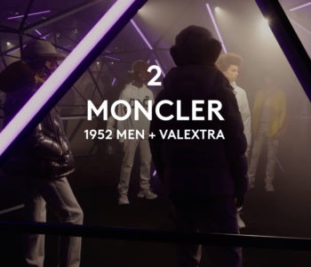 Moncler 1952 + Valextra