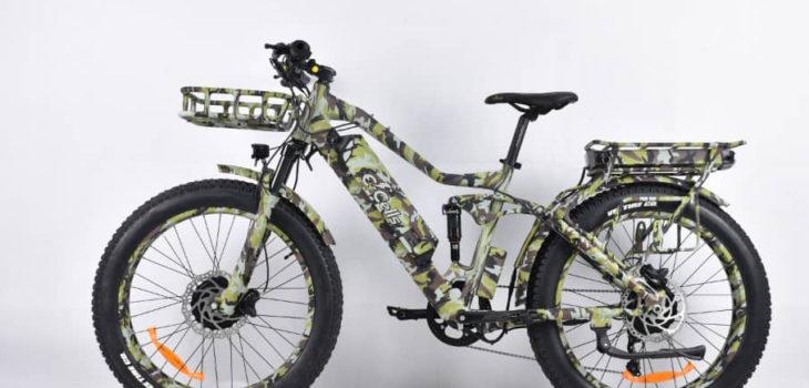E-Cells presenta la nuova fat bike Super Monarch ™ Crown AWD 1500