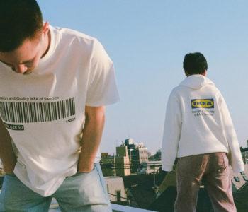 IKEA Japan ha lanciato la sua prima capsule collection di abbigliamento