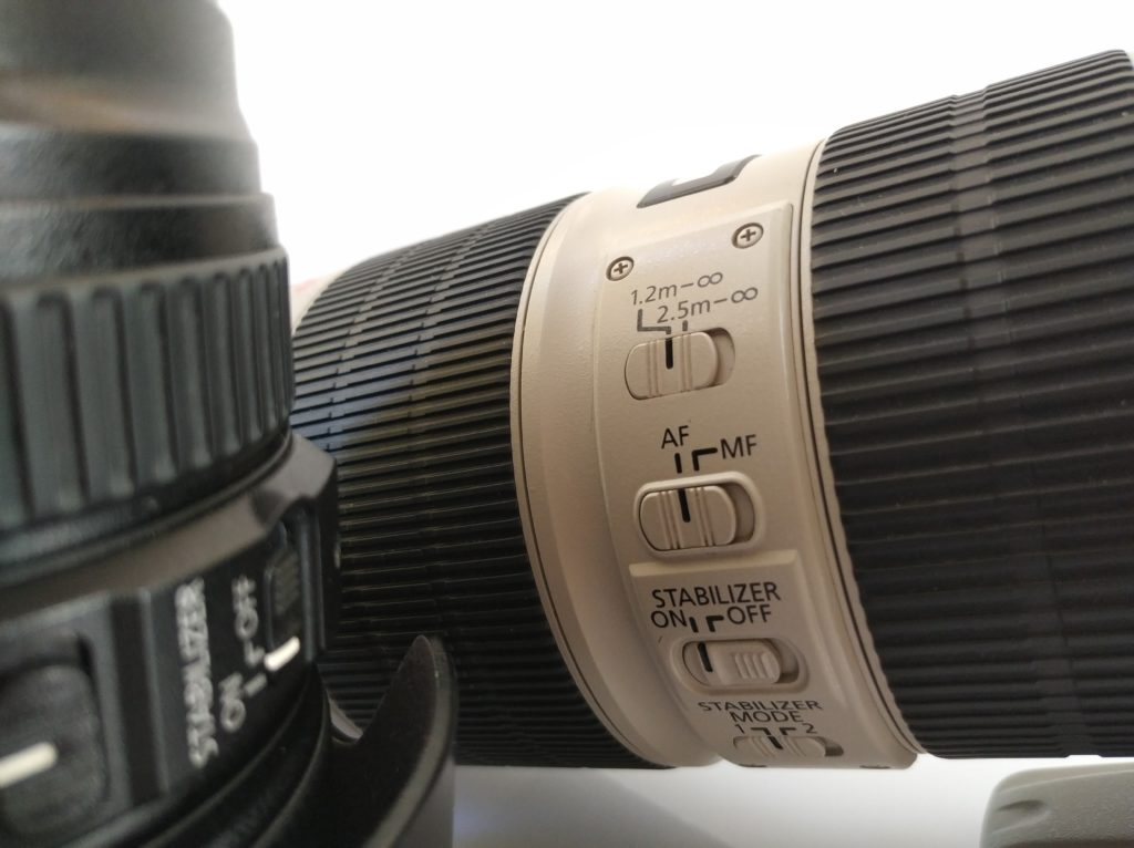 Conoscere gli obiettivi e lunghezze focali