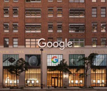 Google inaugura il suo primo flagship store a New York