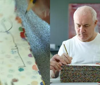 The Currency è la prima raccolta di 10.000 NFT per altrettante opere d'arte dipinte a mano da Damien Hirst